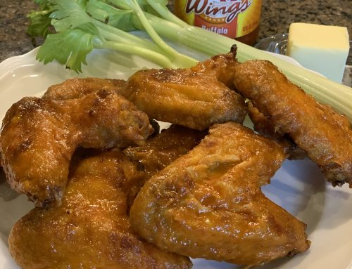 Matt Hobby's World Famous Buffalo Chicken Wings